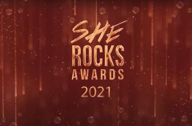She Rocks Awards 2021