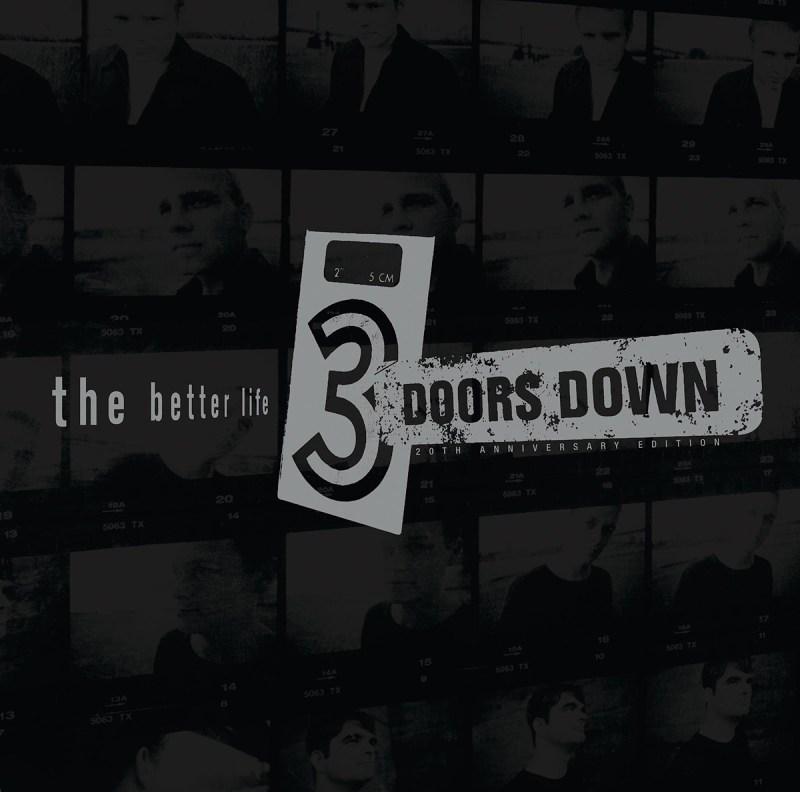 3 Doors Down - 'The Better Life' 20th Anniversary Box Set