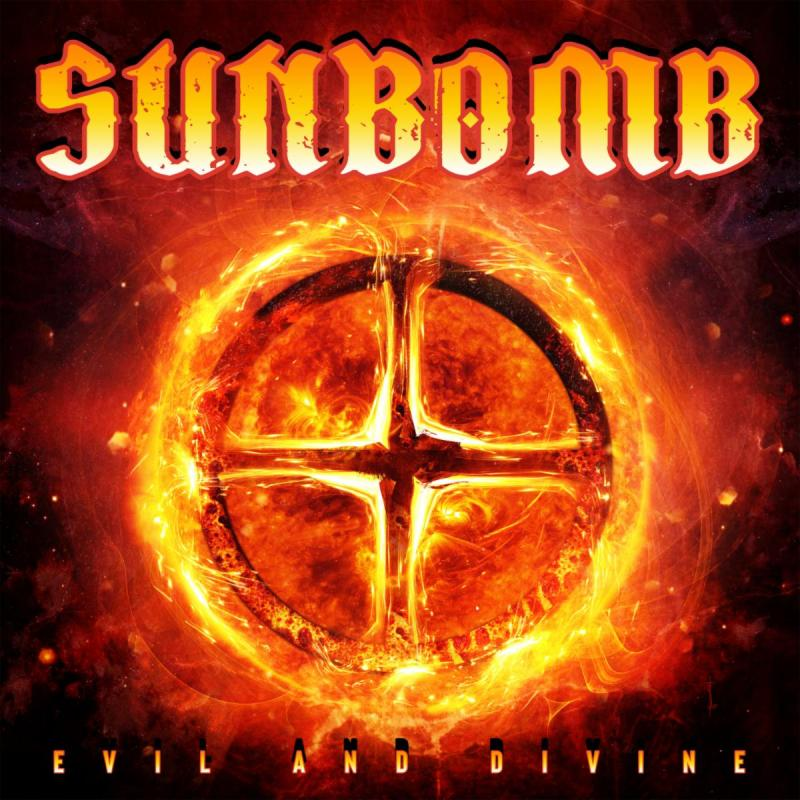 """SUNBOMB - 'Evil and Devine"""""""