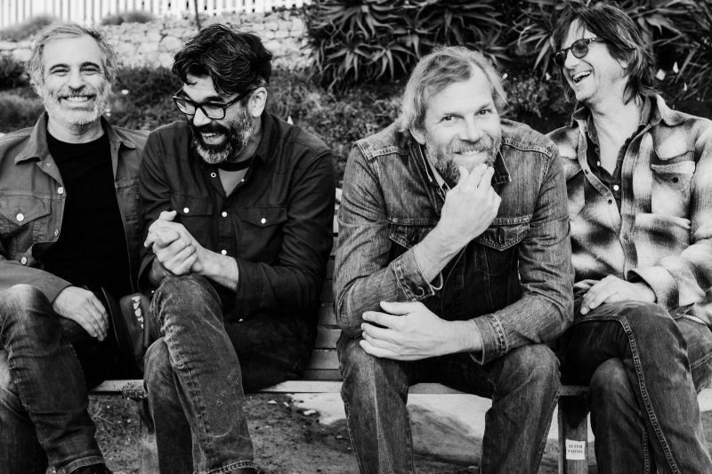The Mother Hips :: Photography by Andrew Quist
