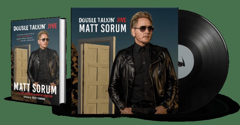Matt Sorum Double Talkin Jive Bundle