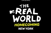 The Real World Homecoming: New York now streaming on Paramount+