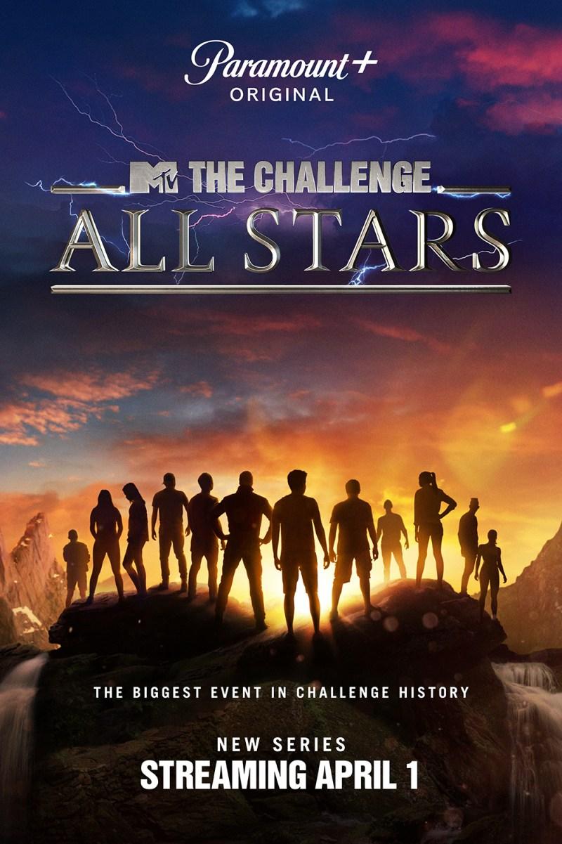 The Challenge: All Stars - Paramount+