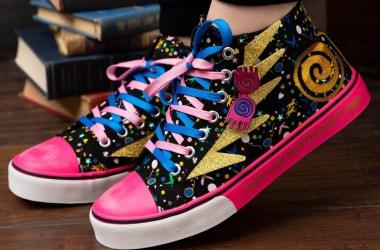 Fun.com's Exclusive Luna Lovegood Sneakers