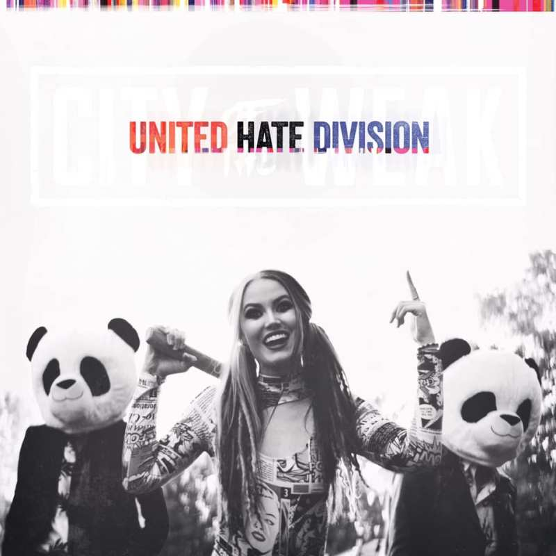 City of The Weak - United Hate Division