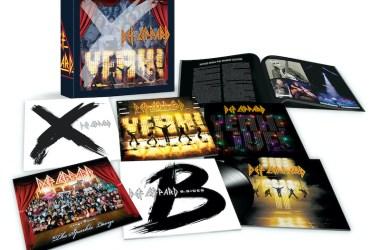 Def Leppard – Volume Three
