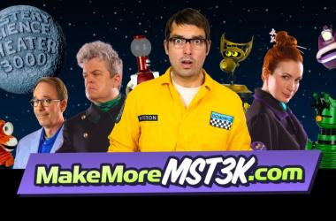 "Joel Hodgson, ""Creator of Mystery Science Theater 3000"" Announces Kickstarter to #MakeMoreMST3K"