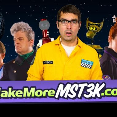 "Joel Hodgson, ""Creator of Mystery Science Theater 3000"" Announces Kickstarter to #MakeMoreMST3K"
