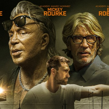 Mickey Rourke and Eric Roberts Star in NIGHT WALK
