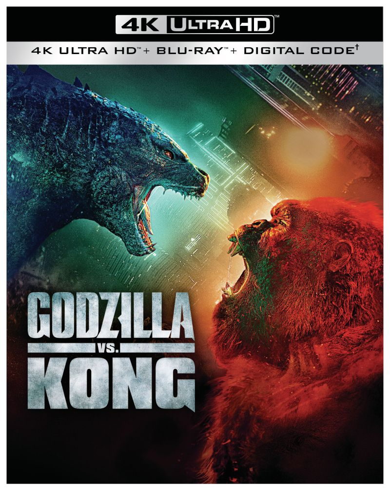 Godzilla Vs. Kong on 4K UHD