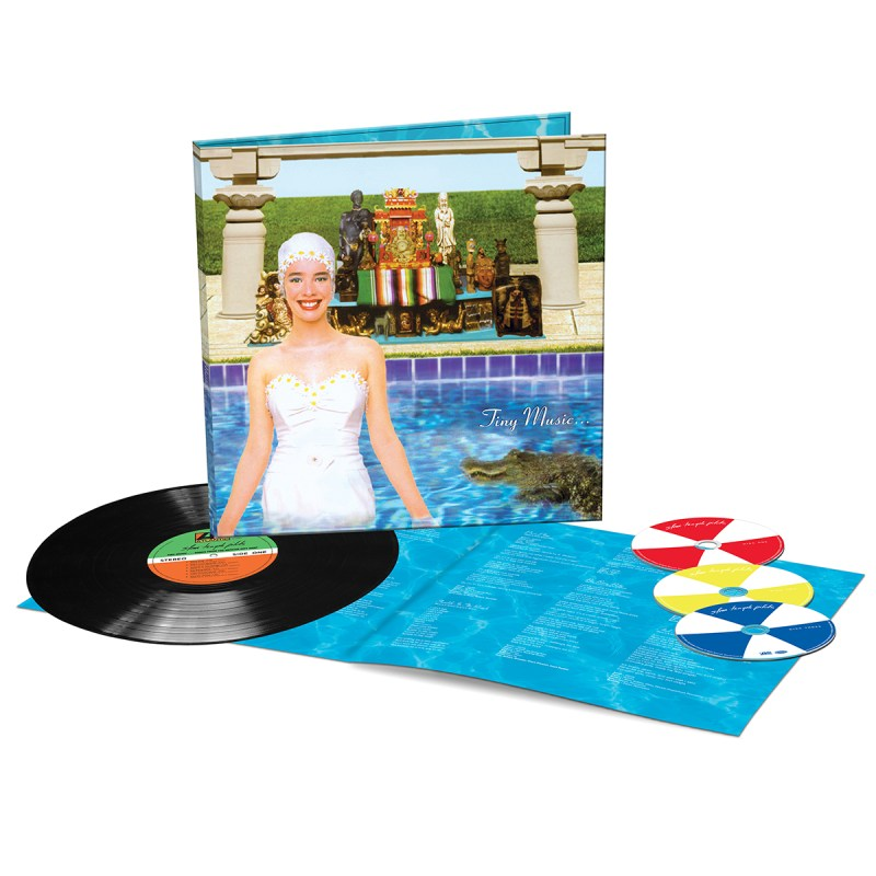 Stone Temple Pilots - iny Music... Songs From The Vatican Gift Shop