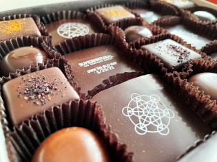 'Supernatural' Themed Chocolates - Handcrafted by Valerie Confections