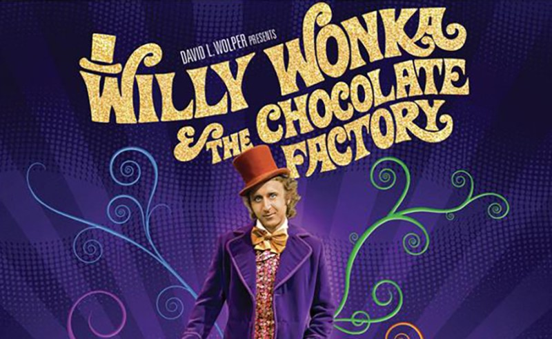 Willy Wonka & The Chocolate Factory - 4K UHD