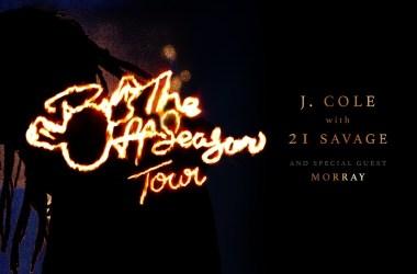 J. Cole - The Off-Season Tour