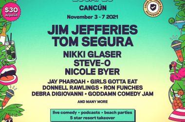 Just For Laughs Escapes - Cancun