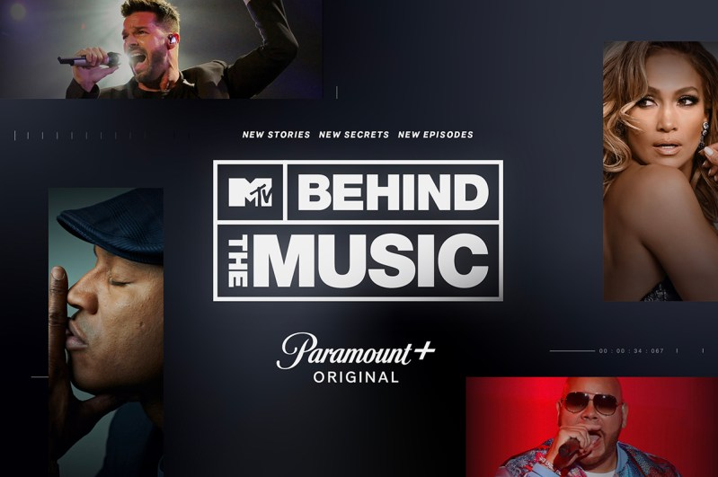Paramount+ Behind The Music Series