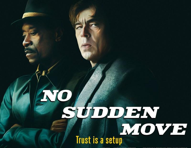 Steven Soderbergh' 'No Sudden Move'