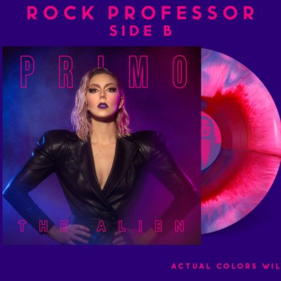 Primo The Alien - 'Heart On The Run / Rock Professor' Limited Edition Vinyl