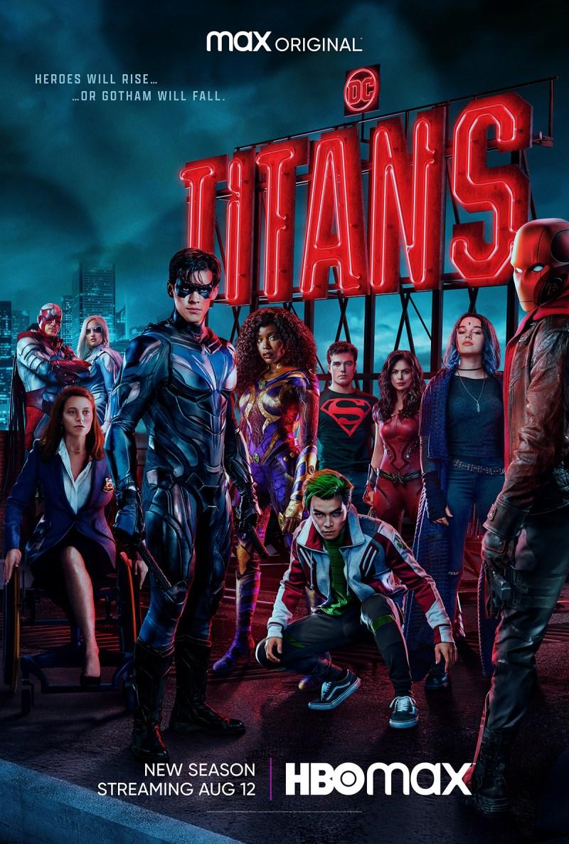 HBO Max - 'Titans' Season 3