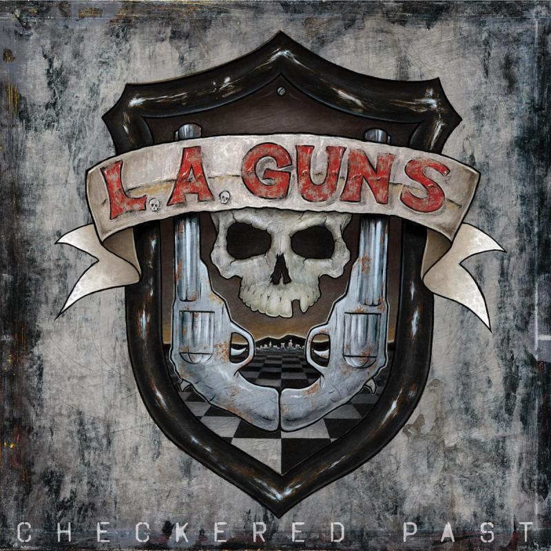 L.A. Guns - 'Checkered Past'