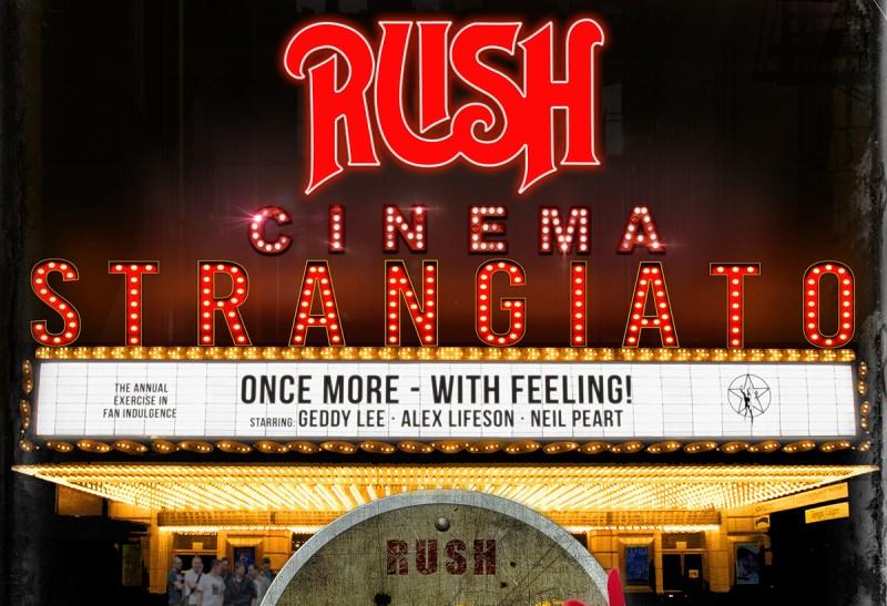Rush: Cinema Strangiato