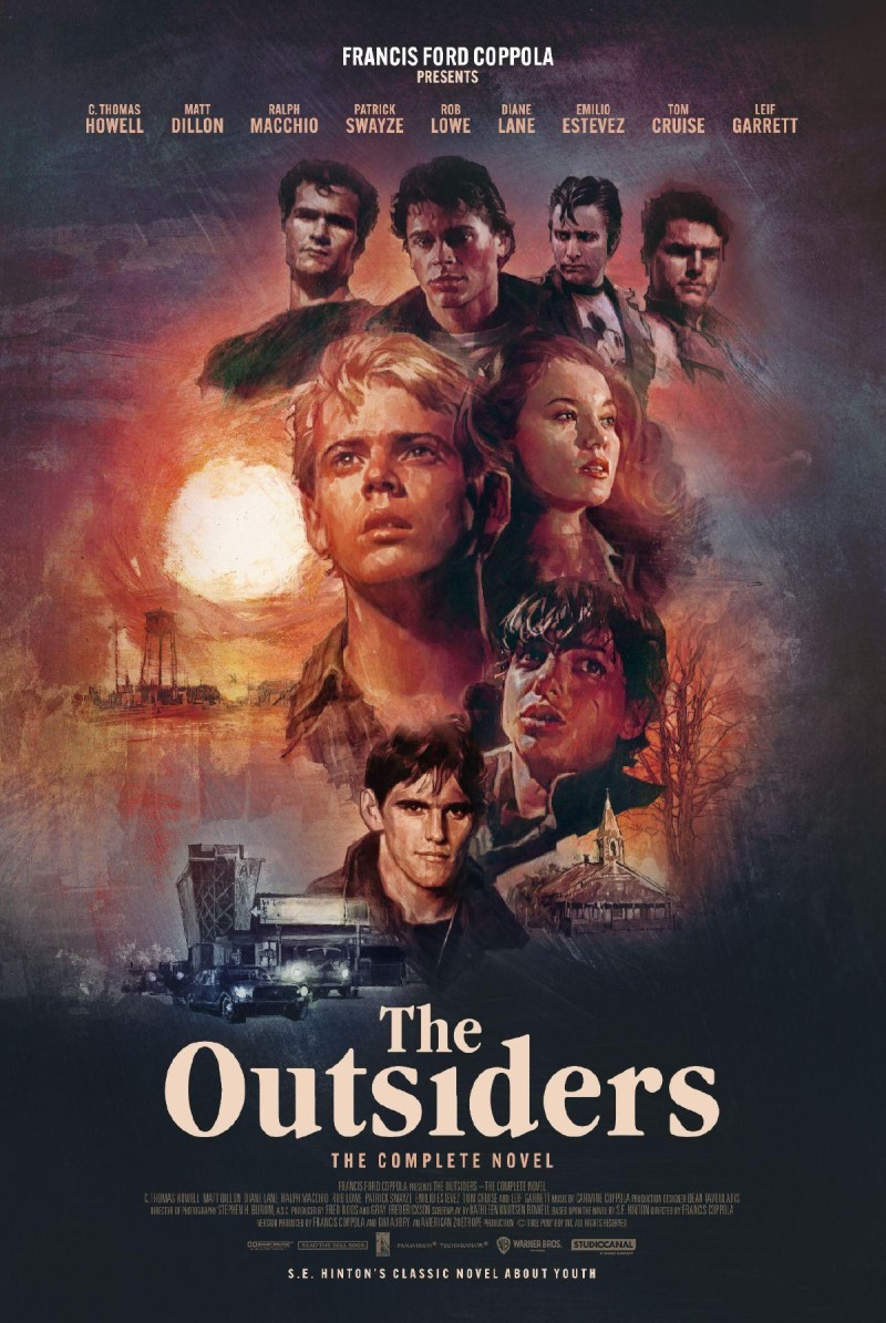 Francis Ford Coppola' The Outsiders