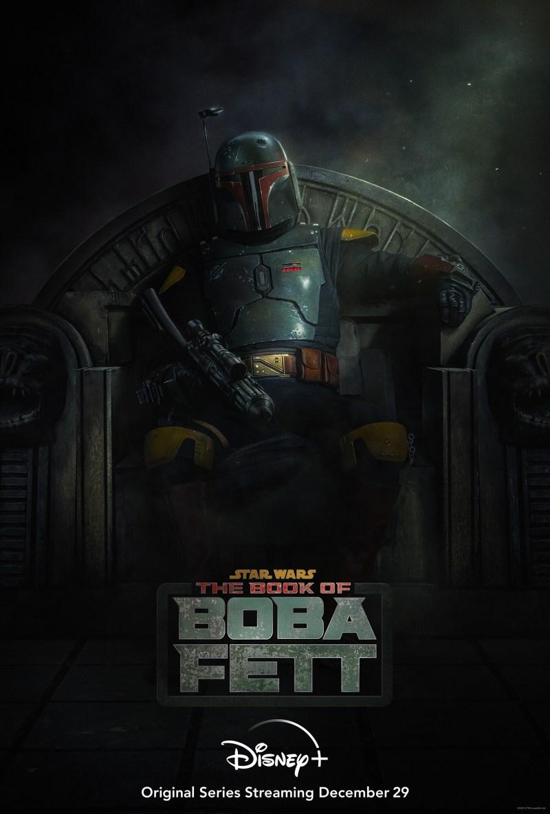 Disney+ The Book of Boba Fett