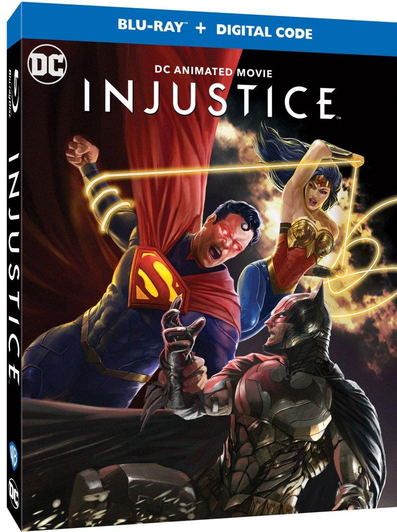 DC's INJUSTICE Animated Movie