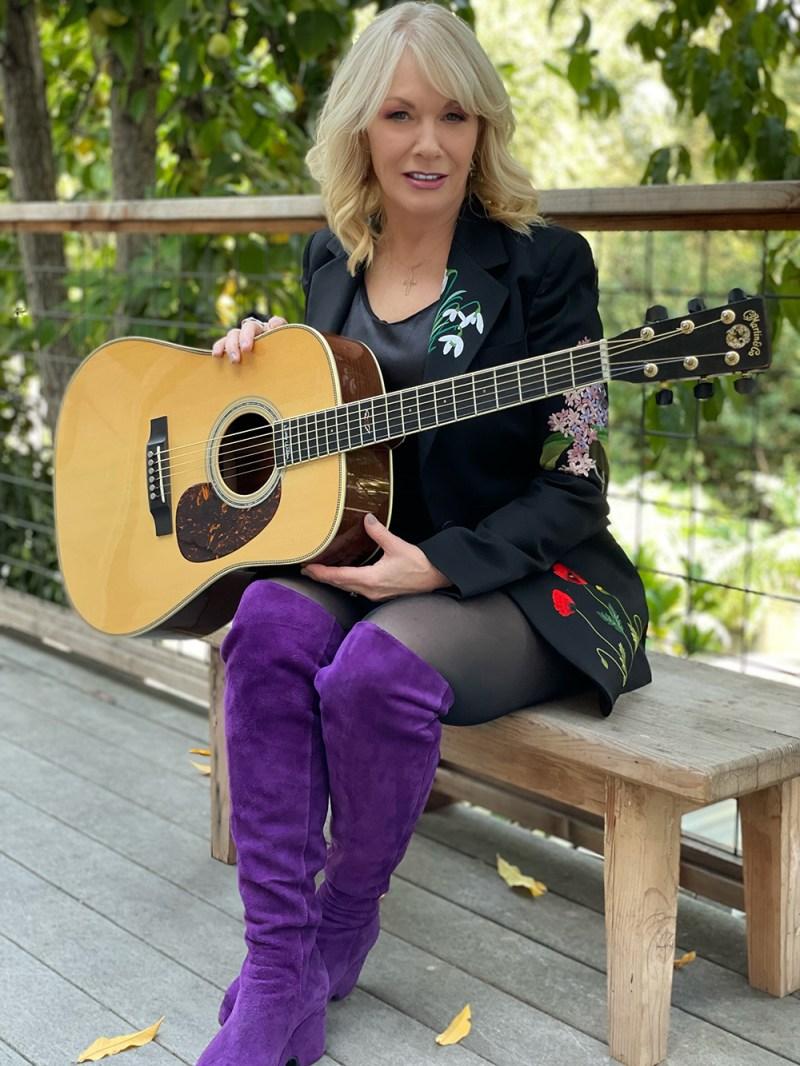 Nancy Wilson - Photo credit: Julia Bywater