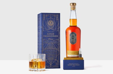 Sunday's Finest Launches the Gold Fashioned