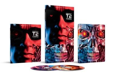 'Terminator 2: Judgement Day' 4K Ultra HD™ Steelbook