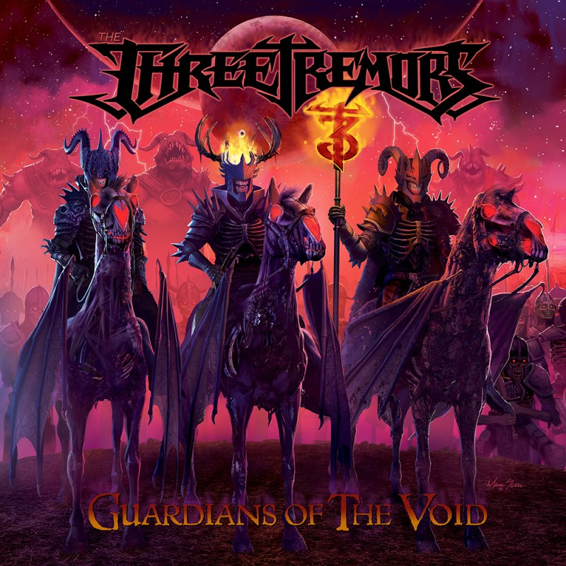 The Three Tremors - 'Guardians of the Void'