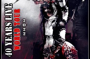 W.A.S.P. 40th Anniversary World Tour