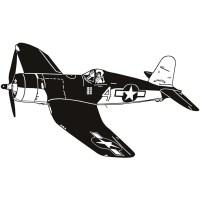 World War 2 Airplane Wall Sticker Airplane Wall Decal Art ...