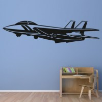 Fighter Plane Wall Stickers Airplane Wall Art
