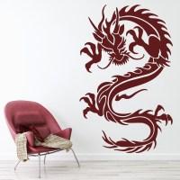 Chinese Dragon Wall Stickers Dragon Wall Art