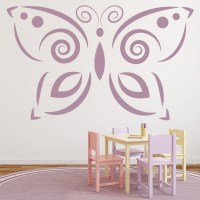 Butterfly Simple Decorative Butterflies & Insect Wall ...