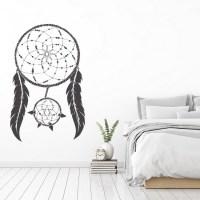 Dream catcher Wall Sticker Decorative Wall Art