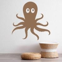 Octopus Wall Decal - talentneeds.com