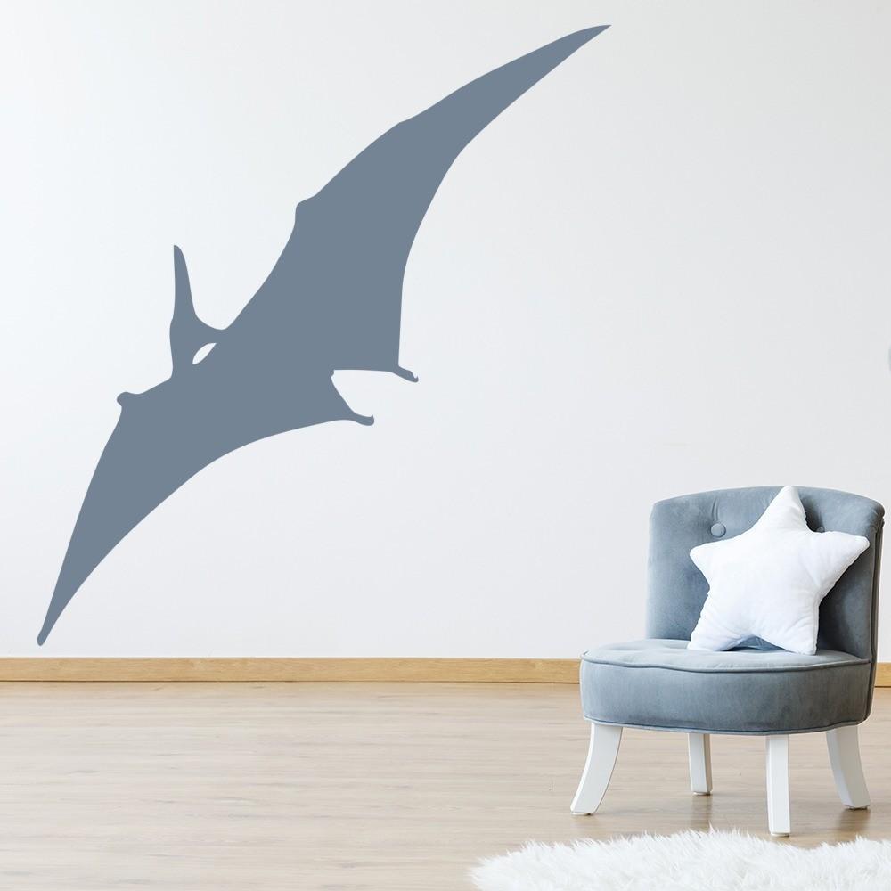 Pterodactyl Print Wall Stickers Dinosaur Wall Art