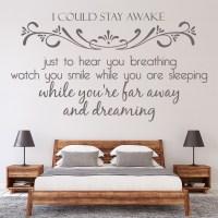 Aerosmith Wall Sticker Lyrics Wall Art