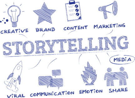 importance of storytelling