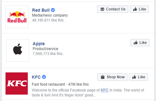 kfc redbull apple