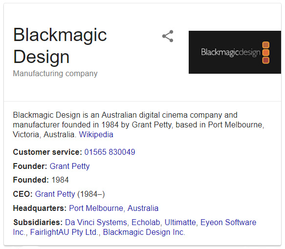 Blackmagicdesign