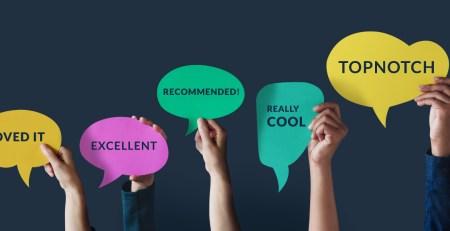 customer and teammate feedback