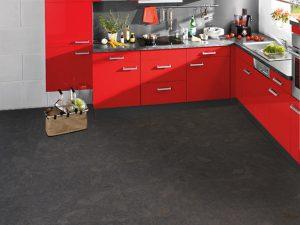 cork floor kitchen diy refacing cabinets flooring installation guide forna floating
