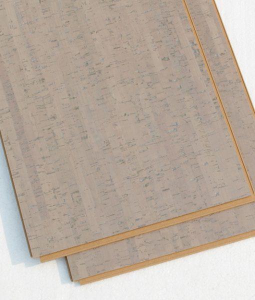 Grey Cork Flooring  12mm Gray Bamboo Floating