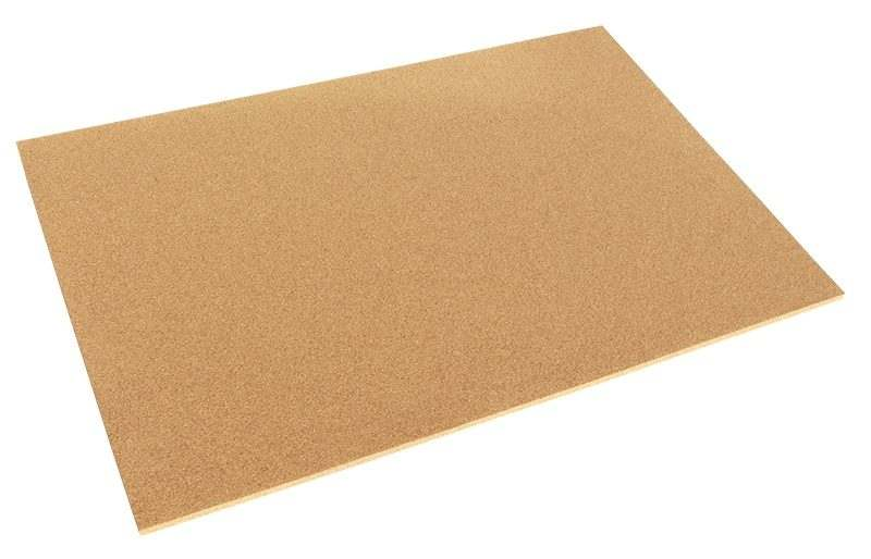 acoustic underlay 12mm cork for soundproof half inch