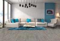 Modern Flooring - Teak Vinyl Cork