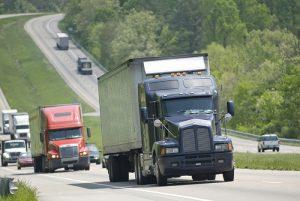 TrucksOnTheRoad